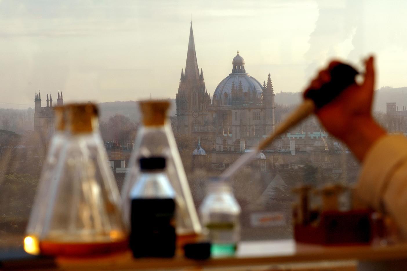 Oxford University Skyline Huo Family Foundation Grant